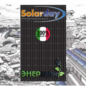solarday sdm60-300wp fb enertime